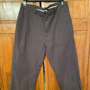 Gap Pants Size 38/32 Dark Gray